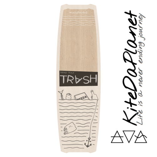 Woodboard Twintip TRASH 138 / 143