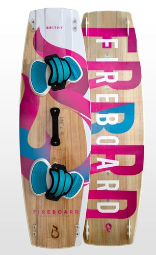 Fireboard Freestyle Board Brithy 2019