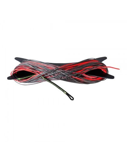 CrazyFly front line with connected safety red line