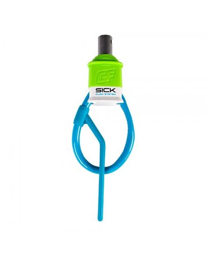 CrazyFly quick release mit chicken loop / donkey stick