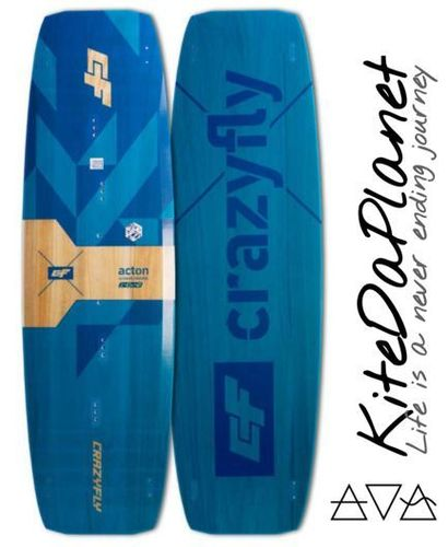 CrazyFly Acton 2021 TwinTip Kiteboard