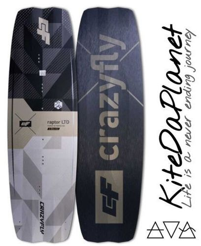 CrazyFly Raptor LTD 2021 TwinTip Kiteboard