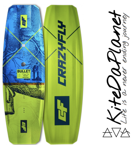 CrazyFly Bullet Wakeboard